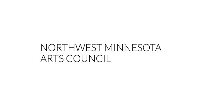 orthwest Minnesota Arts Council Logo