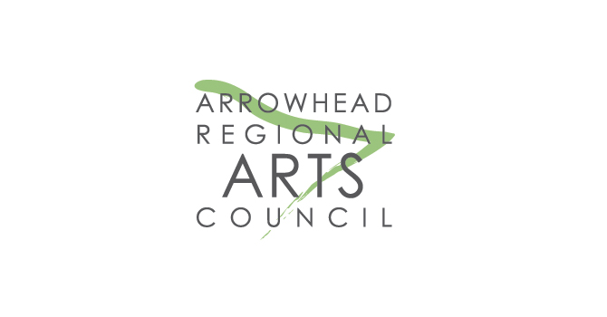 Arrowhead Regional Arts Council Logo