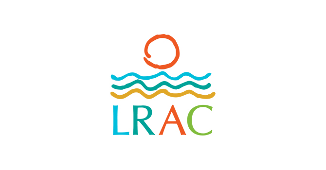 Lake Region Arts Council Logo