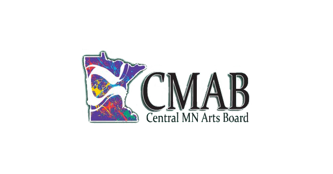 Central MN Arts Board Logo
