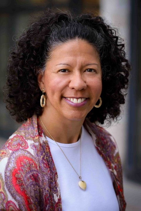 Program Officer & Director of Artist Fellowships, Arleta Little Headshot