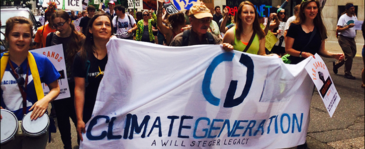Climate Generation Banner