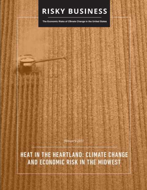 Heat In The Heartland Cover