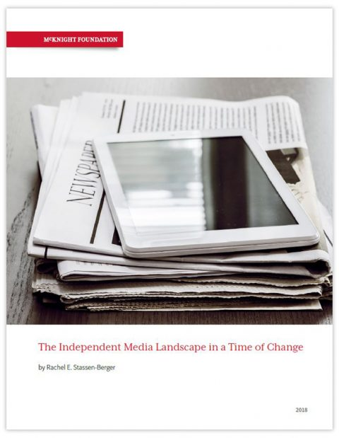 Independent Media Report Cover