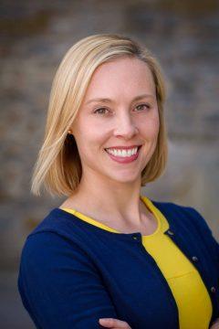 Program Officer, Mississippi River, Julia Olmsted Headshot