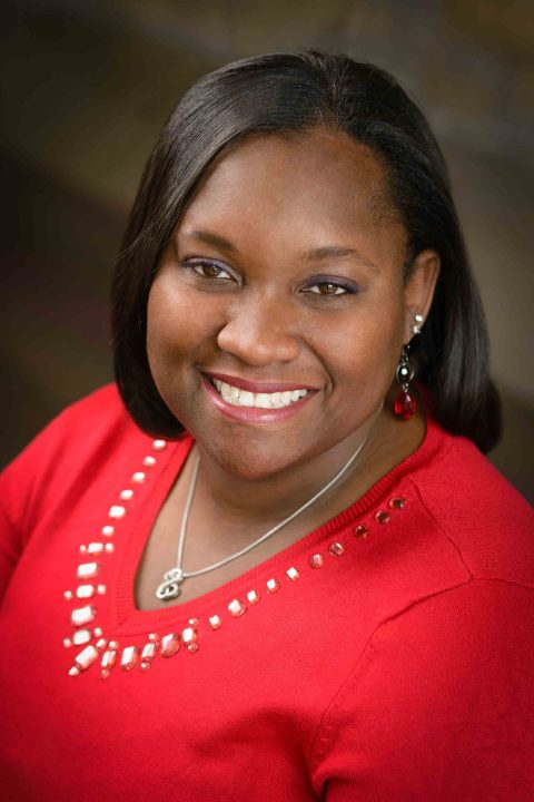 Program Assistant, Education, Latosha Cox headshot