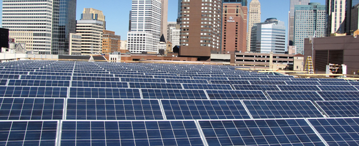 Minneapolis Solar Panels