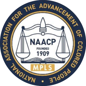 NAACP Minneapolis Logo