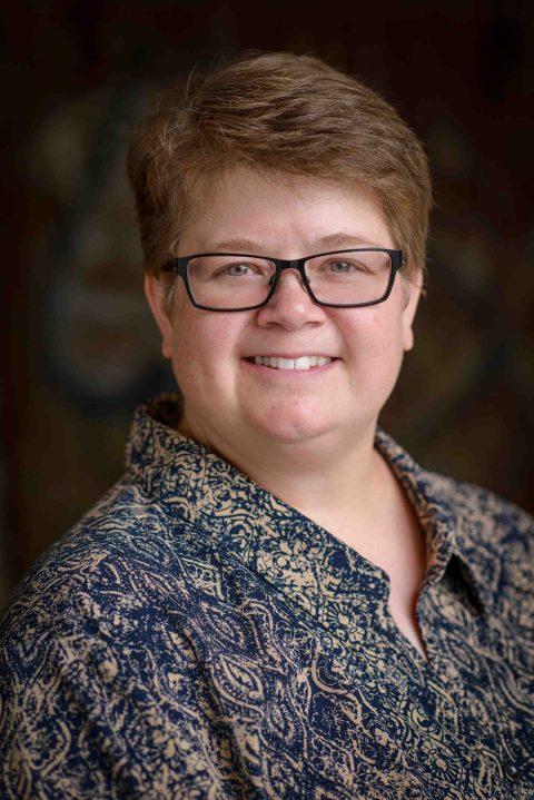 Program Administrator, Mississippi River, Sarah Marquardt Headshot