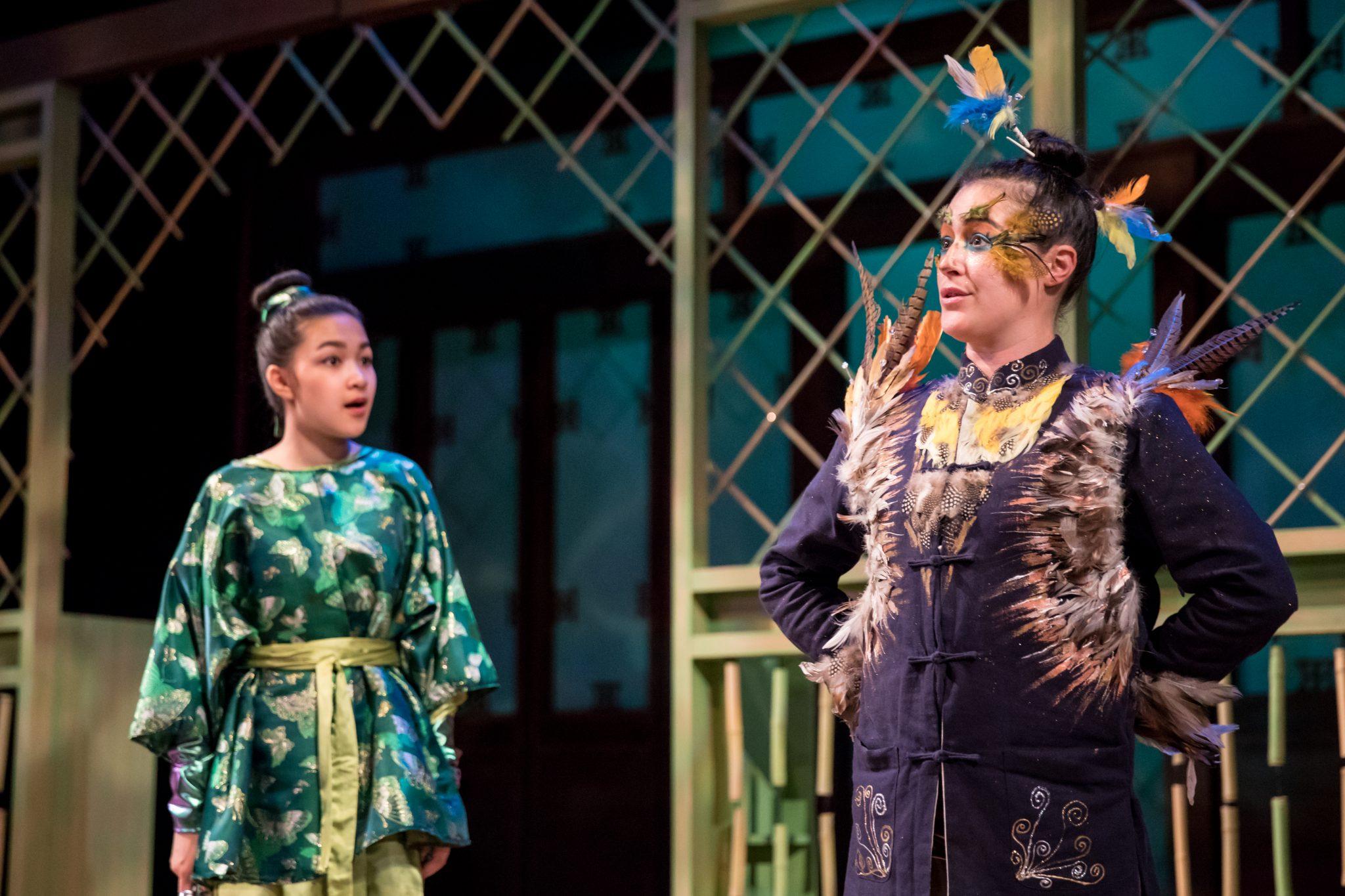 Theater Mu ThePrincess' Nightingale