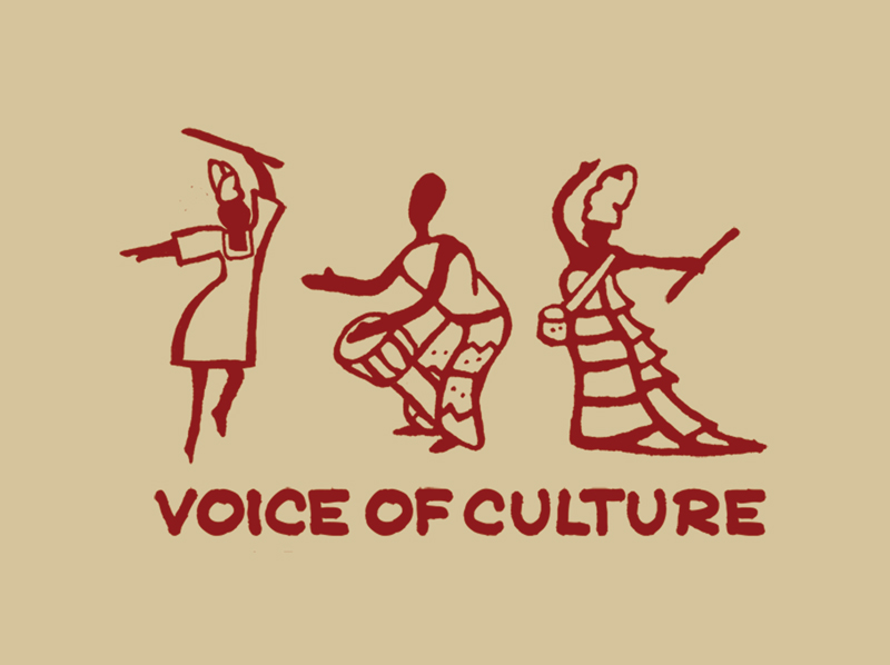 Voice of Culture logo