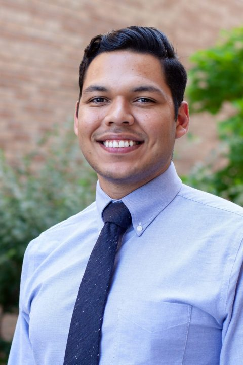 Program Assistant, International, Walter Abrego Headshot