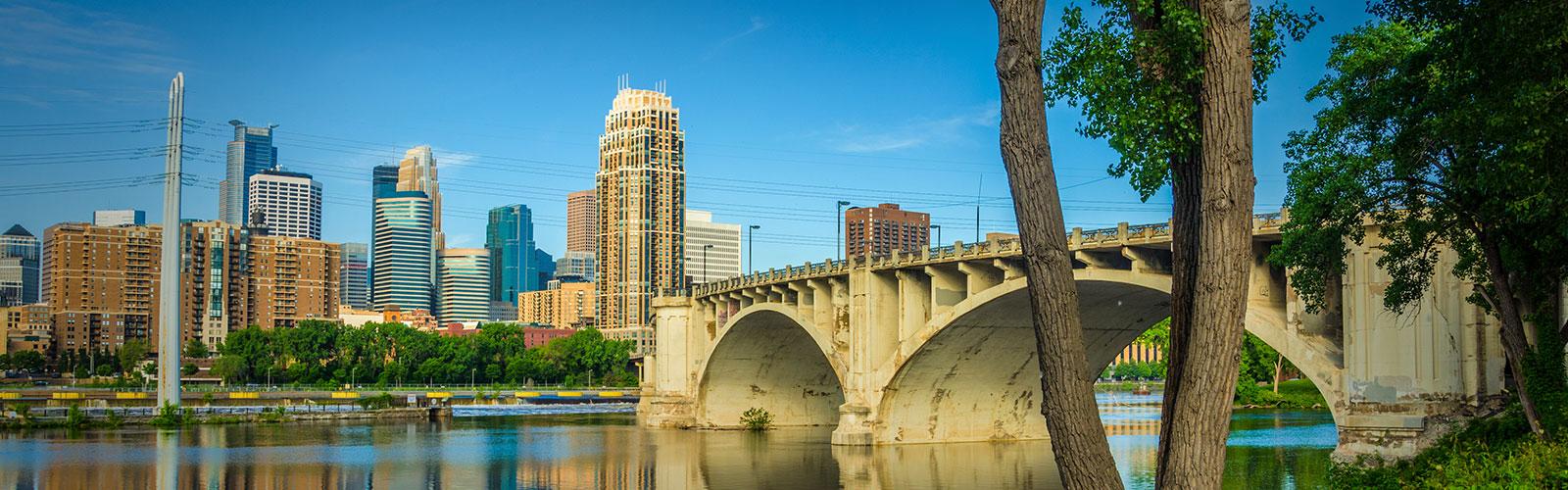 Downtown Minneapolis Masthead