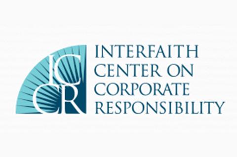 Interfaith Center on Corporate Responsibility logo