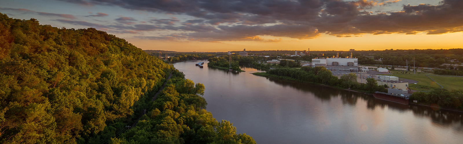 Mississippi River Masthead